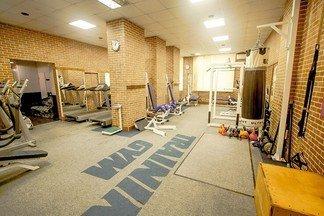 TRAINING-GYM - профессиональный фитнес-клуб со своей историей