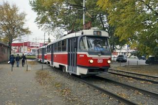Гортранс меняет схемы движения общественного транспорта на Эльмаше