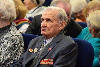 Концерт, посвященный Дню защитника Отечества, состоялся в Центре культуры «Эльмаш» имени Ю.П. Глазкова