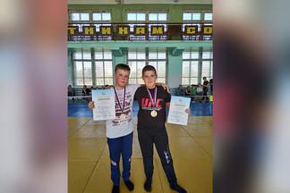 Спортсмены из клуба «Ритм» завоевали 7 медалей в Открытом первенстве по кикбоксингу