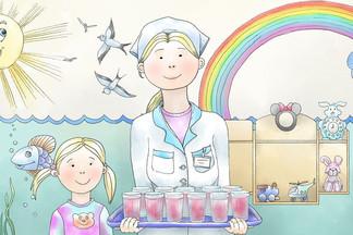 ДВЕ ЛАДОШКИ: открыта вакансия младшего воспитателя