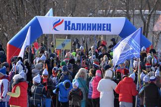 «Лыжня России – 2019»: на площадках Орджоникидзевского района собрались почти 3 тысячи спортсменов