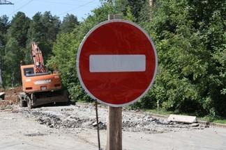 Две улицы на Уралмаше на полтора года решили сделать односторонними из-за строительства дома
