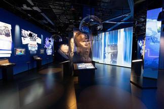 В мультимедийном парке «Россия — Моя история» открылась выставка «Николай Кузнецов. Человек-легенда»
