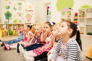 Неделя адаптации бесплатно в детском саду ПОЛОСАТЫЙ СЛОН