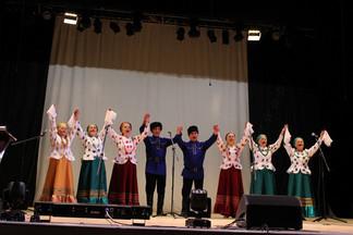 Завершился этап отбора на областной фестиваль «Осеннее очарование»