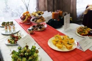 Столовая УрГПУ признана одной из лучших на фестивале кулинарного искусства