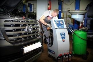 АВТО-ДОКА: сделаем замену масла в двигателе, МКПП, аппаратную замену масла в АКПП