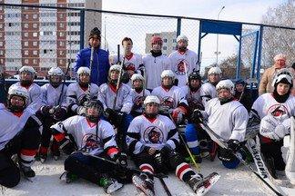 Команда «Пионер» стала победителем IV детско-юношеского хоккейного турнира на кубок «ЮИТ Уралстрой»