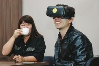 Виртуальная реальность в Старом ДК на Уралмаше