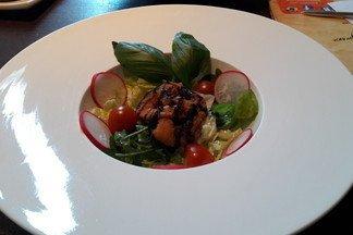 Обед в кафе «Большие тарелки» на Уралмаше: радости и разочарования