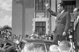 Часы вице-президента США под прессом Уралмаша. На Урале вспоминают визит Никсона 1959 года