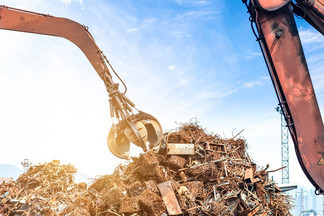 СЛУЖБА БЫТОВОЙ УТИЛИЗАЦИИ: принимаем лом металлов