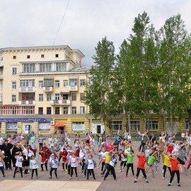 Марафон «Танцующий бульвар»
