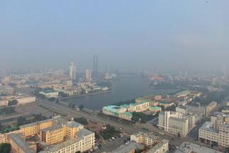 Мэрия и МЧС отрицают проблемы с воздухом в Екатеринбурге