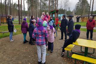 Роман Кравченко навестил детей, отправившихся на первую смену осенней оздоровительной кампании