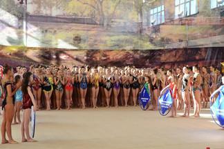 Официально завершен Чемпионат Уральского федерального округа по художественной гимнастике