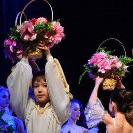 Концерт, посвященный Международному женскому дню в Центре культуры «Эльмаш» имени Ю.П. Глазкова