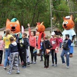 Праздник, посвященный Дню города, в парке «Эльмашевский»