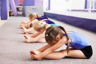 Хореография для девочек от 4-х лет в семейном центре РАЙСКОЕ МЕСТО