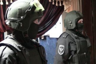 Бойцы свердловских спецподразделений приняли участие в криминальных разборках на Уралмаше