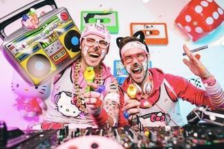 Стейк-хаус BIG БЫК устраивает вечеринку: возвращаемся в 90-е