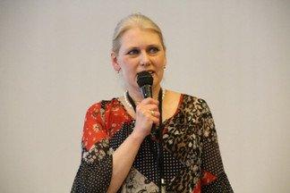 На Уралмаше прошла встреча с писательницей Яной Жемойтелите