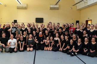 Детская школа искусств № 5 и Управление культуры Администрации Екатеринбурга организовали мастер-класс для педагогов