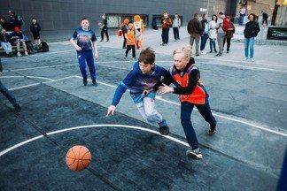 На Уралмаше завершился очередной «Баскетбольный марафон» спортивной школы имени А.Е. Канделя!