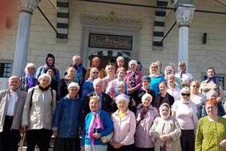 «Религии Мира»: ветераны Орджоникидзевского района посетили обзорную экскурсию