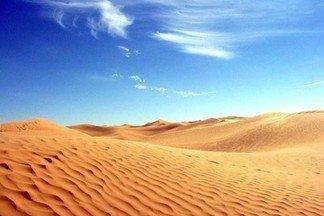 Насколько далеко человек может забежать в пустыню?