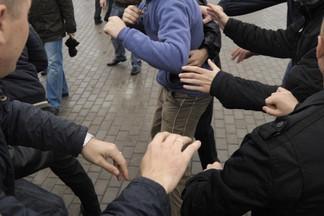Славянские и дагестанские группировки Екатеринбурга устроили массовую драку из-за криптовалюты