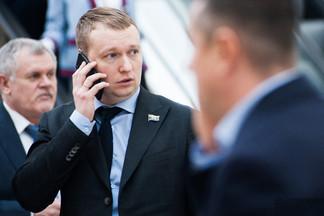 Бывший член команды Тунгусова официально стал претендентом на место в заксобрании