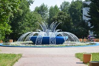 Сквер на проспекте Орджоникидзе в Екатеринбурге планируют обновить в 2019 году