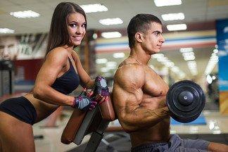 «За один год вы станете настоящим спортсменом»: фитнес-клуб «GANTELЯ» исполняет мечты клиентов