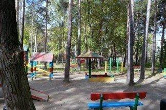Парк культуры — островок тайги на Уралмаше