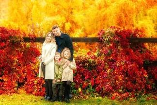 Осень - собираем подарки в салоне красоты и здоровья REТУШЬ