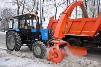Уборка улиц Орджоникидзевского района: промежуточные итоги зимнего сезона