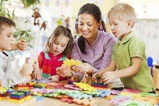 В детский сад требуется воспитатель со знанием подготовки к школе