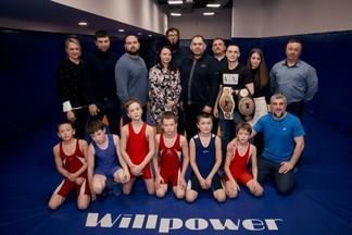 В Екатеринбурге заработал первый спортклуб для занятий вольной борьбой