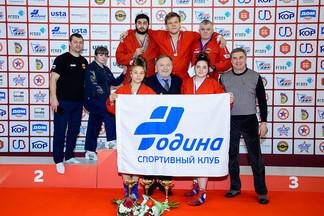 Первенство и чемпионат Уральского федерального округа по самбо в СК Родина