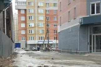 Передвинут забор - будет пикет: жители новостройки на Уралмаше объявили войну застройщику и церкви