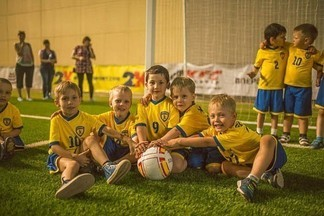 Набор детей от 3 до 14 лет на занятия по футболу в футбольную школу ЮНИОР