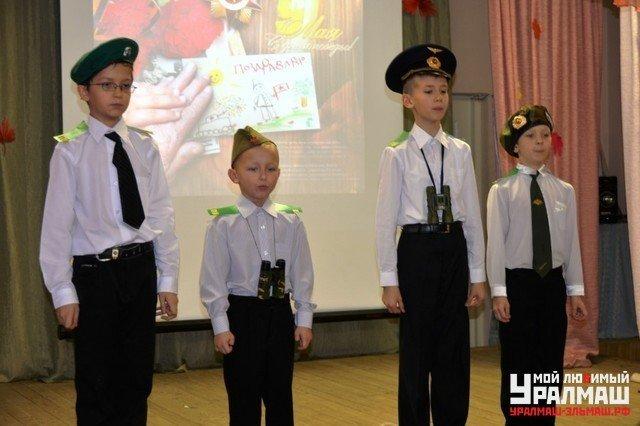 Празднование 20-летия образования церковно-приходской школы, фото № 1
