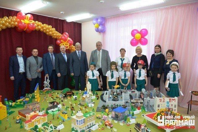 Открытие двух детсадов в на Уралмаше, фото № 1