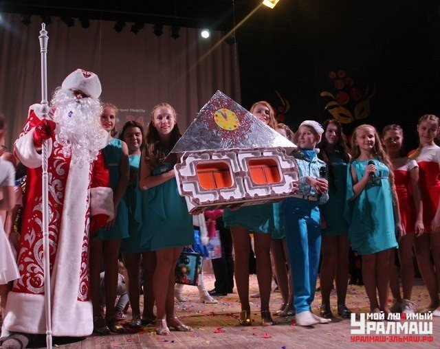 """Концерт """"Новогодние сны"""" в ЦК """"Эльмаш"""", фото № 1"""