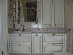 Мебель, декор ПРЕМЬЕРА Мебель для ванной комнаты в классическом стиле