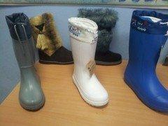 Обувь женская Рыбачок Женские сапоги (сертифицированная обувь)