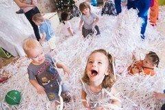 Детский праздник ЧУДЕСНЫЙ МИР Бумажное Шоу