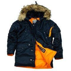 Верхняя одежда мужская М-65 Куртка Аляска Denali Nord Storm